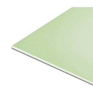 Гипсокартон влагостойкий 9,5 мм