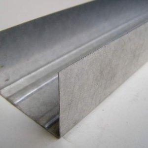 Профиль направляющий ПН 50х40 0,35 (3 м) для гипсокартона