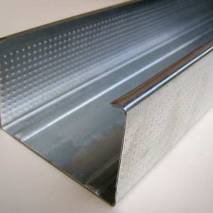Профиль стоечный ПС 75х50 0,45 (3 м) для гипсокартона