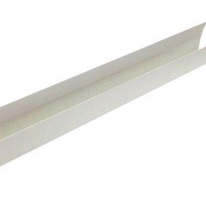 G Профиль окантовочный ПВХ для ГКЛ 12 мм