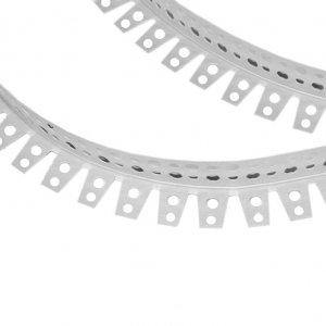 Угол арочный ПВХ 25x25 (3м)