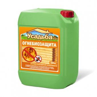 """Огне-биозащита """"Усадьба-101""""  10 кг"""