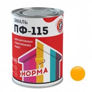 ПФ-115 оранжевая (0,9кг) (14)