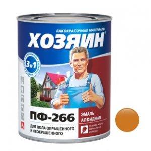 ПФ-266 золотисто-корич (12кг)