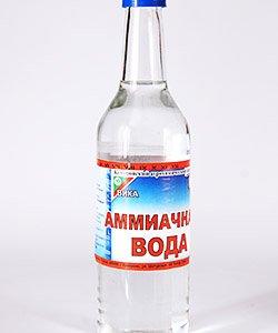 Аммиачная вода 0,5 л (по 20 шт) ст/бут