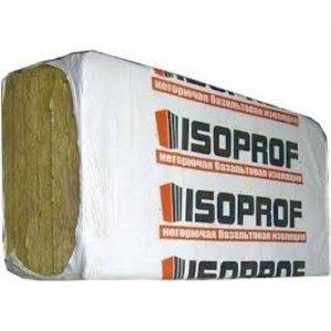 Утеплитель ИЗОПРОФ П-75/ПМ-50 (плита) 1000*500*50 мм (1200-600-50) (0,216 м3 6шт. 4,32 м2)
