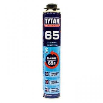 Пена монтажная Tytan 65 проф. UNI O2 750мл