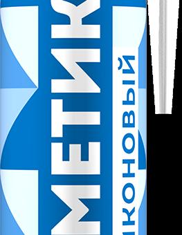 Герметик МАРКОН санитарный сил белый 15*280мл