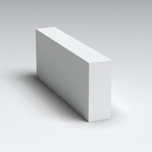 Сибит блок перегородочный Б1 625х100х250 мм D600