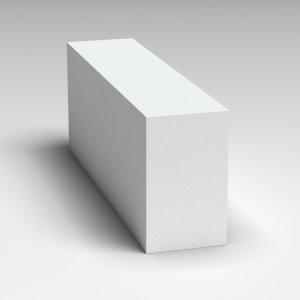 Сибит Блок перегородочный Б1,5 625х150х250 мм, D600