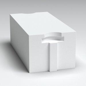 Сибит Блок стеновой Б3 625х300х250 мм, D600