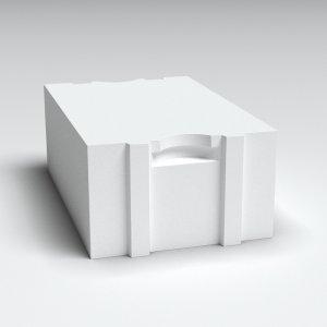 Сибит Блок стеновой Б4 600х400х250 мм, D600
