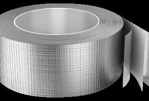 Скотч TPL армированный серебряный 48мм х 40 м