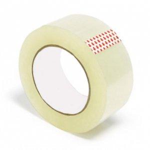 Скотч упаковочный прозрачный 50мм х 66Y м (36шт)