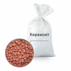 Керамзит 0-5 мм 26кг