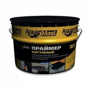 ТехноНИКОЛЬ Праймер битумный AquaMast (10л)