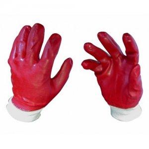 Перчатки трикотажные с 2-м ПВХ покрытием ГРАНАТ