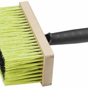 Кисть Макловица дерев. ручка, синтетич. щетина 70*150
