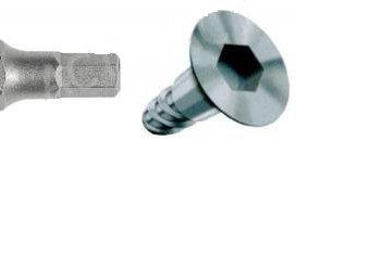 Бита Hex 4х25 CRAFTMATE д/больших нагрузок (1 шт)