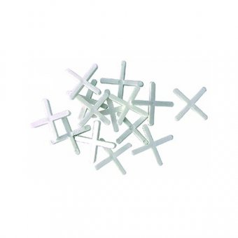 Крестики для кафеля 2,5 мм (200 шт)