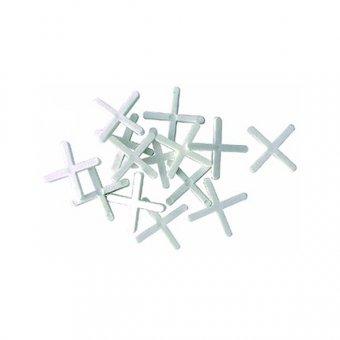 Крестики для кафеля 4,0 мм (100 шт)